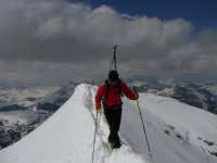 Dolomite ridges