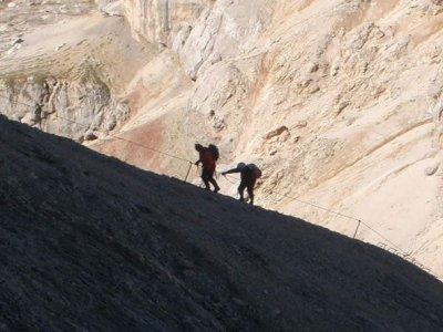 Tita Piaz Trekking