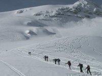 Ski mountaineering and freeride