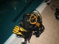 Kit per il diver