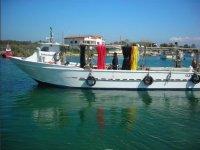 diving float