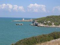 The Apulian coast