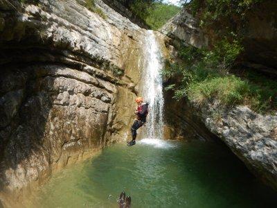 Trentino Adventures Canyoning