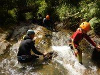 Attraversando i corsi d'acqua