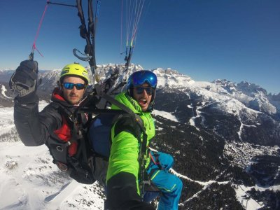 Trentino Adventures Parapendio