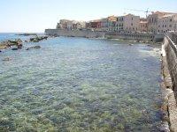 Promenade of Ortigia
