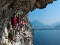 Vie ferrate tra le montagne del Trentino