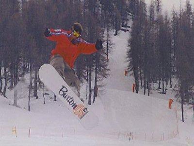 Scuola Sci Pragelato Snowboard