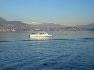 Isole Lago Maggiore Escursione in Barca