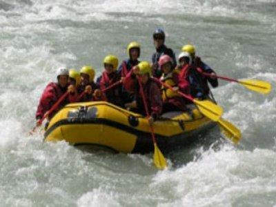 Anthares World Resort Rafting