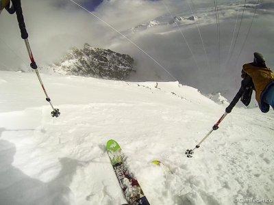 Guida Alpina Federico Camangi Sci