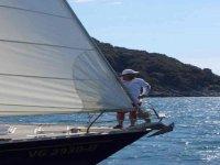 Istruttore in barca