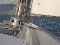 In barca per una vacanza