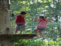 Giochi nel Parco Avventura