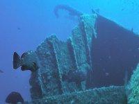 Villasimius wreck diving Sardinia