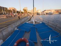 Riposo in barca