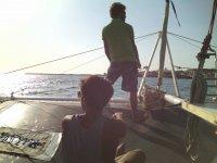 veleggiando