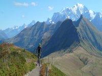 Uscite ciclotuirsmo sulle Alpi