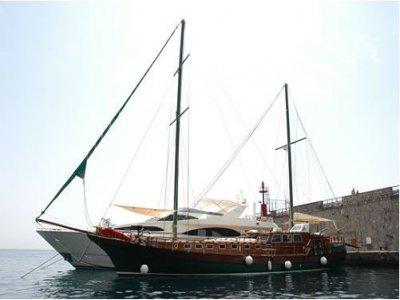 Maria Giovanna Luxury Charter Noleggio Barche