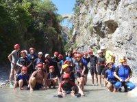 canyoning per tutti