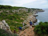 Trekking verso il Salento della costa ionica