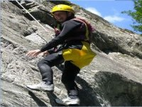 Canyoning in Val di Sesia