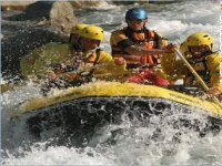 Rafting tra le Rapide
