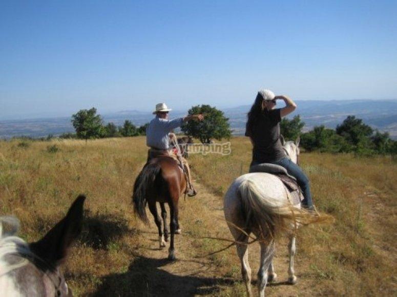 Passeggiata in Monte Rotondo