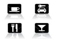 Bar service & parking