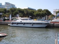 Barca in porto