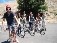 Gite in mountainbike