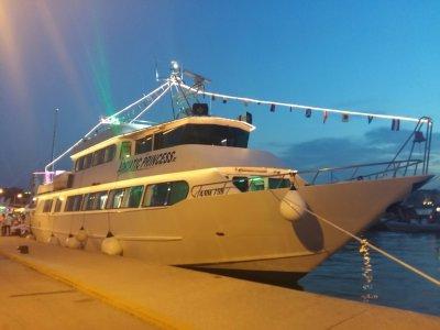 Motonave Adriatic Princess III Noleggio Barche