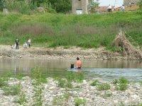 Guado del fiume Serchio