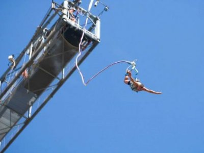 Tipi di Bungee jumping