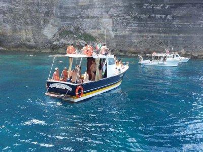 Water Games Escursione in Barca