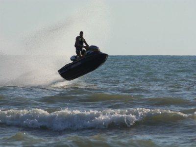 Suele Charter Moto d'acqua