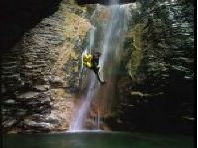 Rafting Le Marmore Canyoning