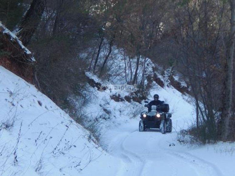 Avventura nella neve
