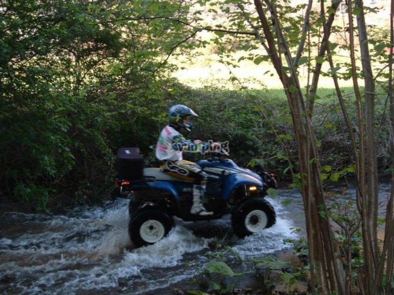 quad in fiume