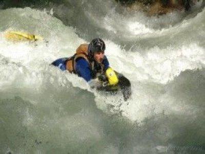 Rafting Le Marmore Hydrospeed