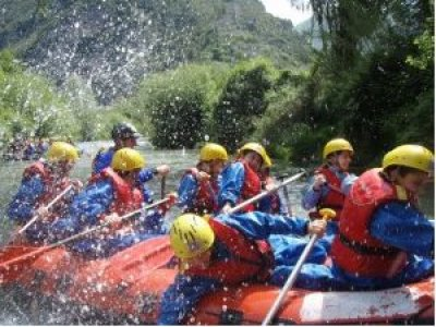 Rafting Le Marmore