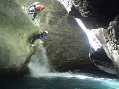 Nordovest Canyoning
