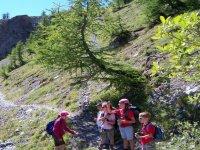 Trekking per bambini