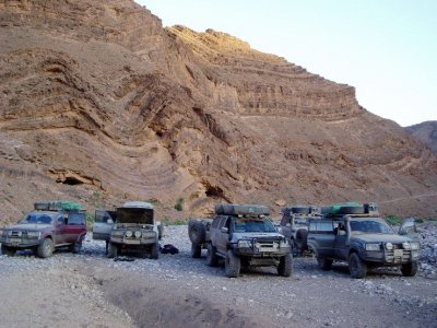 Marocco in 4x4
