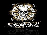 Power Skull Kitesurfing