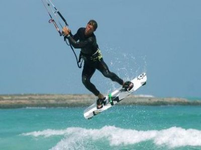 Power Skull Kitesurfing