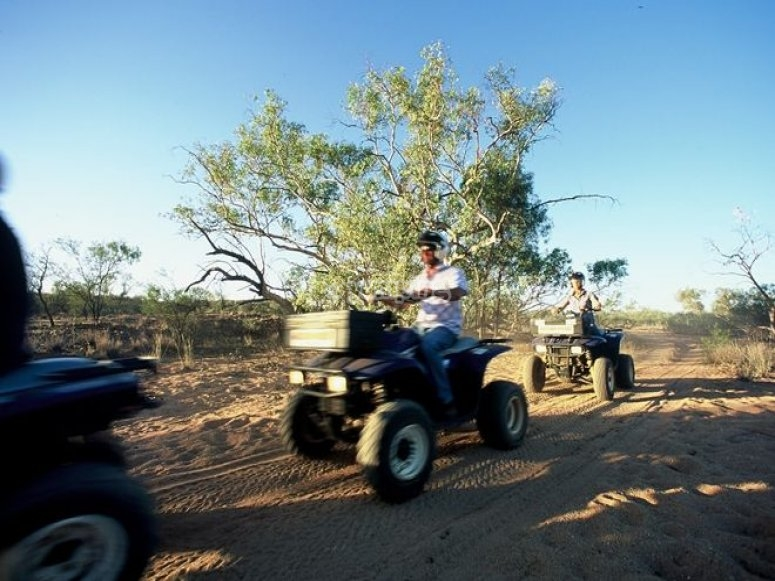 Tour in quad diurni