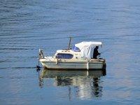 La pesca in barca