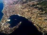 Sorvolando Messina