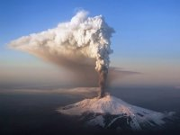 In volo sull'Etna
